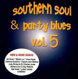 Various - Southern Soul & Party Blues: Vol. 5