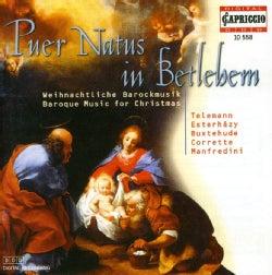 Various - Christmas Baroque Music