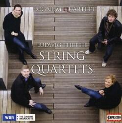Signum Quartet - Thuille: Thuille String Quartets