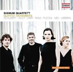 Signum Quartett - Quartet Movements
