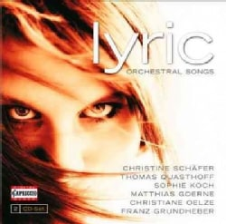 Various - Lyric: Orchestral Songs