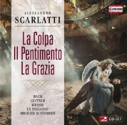 Orchester Und Vokalensemble La Stagione - Scarlatti: La Colpa; Il Pentimento; La Grazia