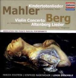 Linos Ensemble - Mahler/Berg: Association for Private Musical Performances