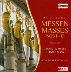 Radio Symphony Orchestra Berlin - Schubert: Masses Nos 1-6, German Mass