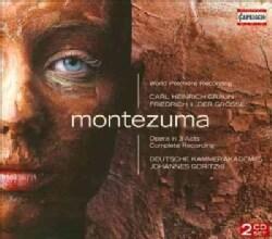 Deutsche Kammerakademie Neuss - Graun: Montezuma