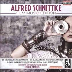 Berlin Radio Symphony Orchestra - Schnittke: Film Music Edition
