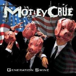 Motley Crue - Generation Swine (Parental Advisory)