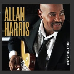 ALLAN HARRIS - OPEN UP YOUR MIND