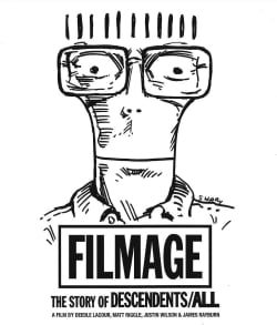 Filmage: The Story of Descendents/All (Blu-ray Disc)