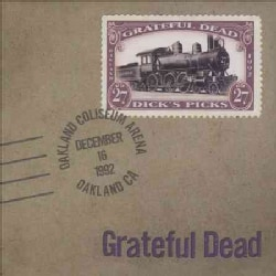 Grateful Dead - Dick's Picks Vol. 27: Oakland Coliseum Arena, Oakland, CA 12/16/92