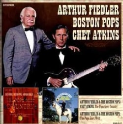 Arthur Fiedler - The Pops Goes Country/The Pops Goes West