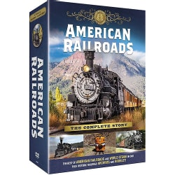 American Railroads: The Heritage Collection (DVD)