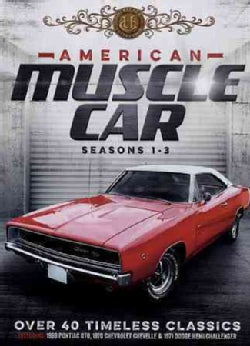 American Muscle Cars (DVD)