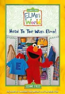 Elmo's World: Head to Toe With Elmo (DVD)