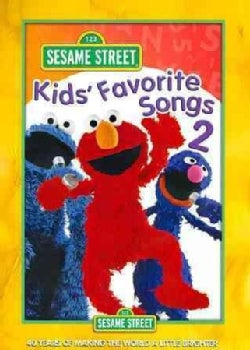 Sesame Street: Kids' Favorite Songs 2 (DVD)