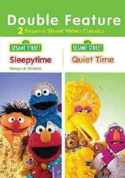 Sesame Street: Sleepytime Songs & Stories/Quiet Time (DVD)