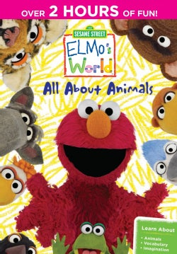 Elmo's World: All About Animals (DVD)