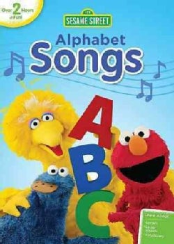 Sesame Street: Alphabet Songs (DVD)