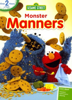 Sesame Street: Monster Manners (DVD)