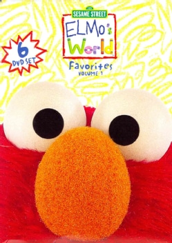 Best of Elmo's World Collection (DVD)