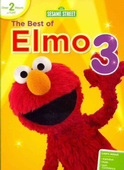 The Best of Elmo 3 (DVD)