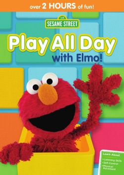 Play All Day With Elmo (DVD)