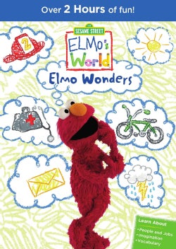 Elmo's World: Elmo Wonder (DVD)