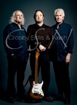 CROSBY STILLS & NASH - CSN 2012 (Not Rated)