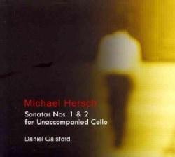 Daniel Gaisford - Hersch: Sonatas Nos 1 & 2 for Unaccompanied Cello
