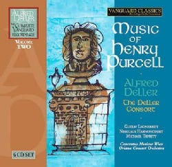 Alfred Deller - Purcell