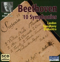 London Symphony Orchestra - Beethoven: The Ten Symphonies