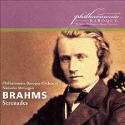 Philharmonia Baroque Orchestra - Brahms: Serenades Nos. 1 & 2