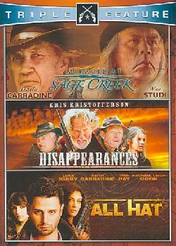 Western Triple Feature (DVD)