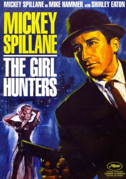 The Girl Hunters (DVD)