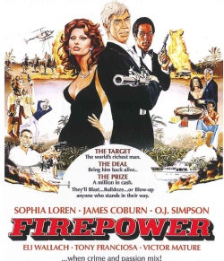 Fire Power (Blu-ray Disc)