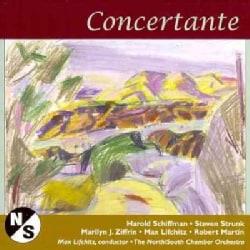 North/South Chamber Orchestra - Schiffman/Lifchitz: Concertante