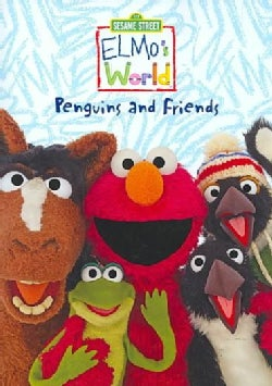 Elmo's World: Penguins and Friends (DVD)