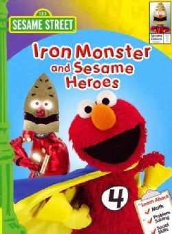 Sesame Street: Iron Monster And Sesame Heroes (DVD)