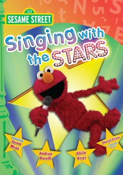 Sesame Street: Singing With The Stars (DVD)