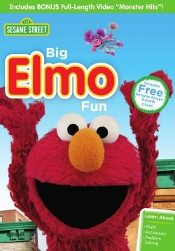 Big Elmo Fun! (DVD)