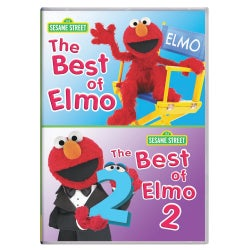 Sesame Street: Best Of Elmo Volume 1 And 2 (DVD)