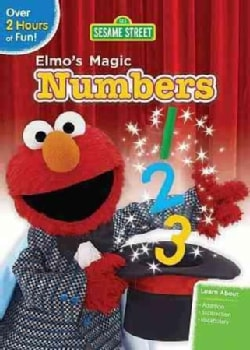 Sesame Street: Elmo's Magic Numbers (DVD)