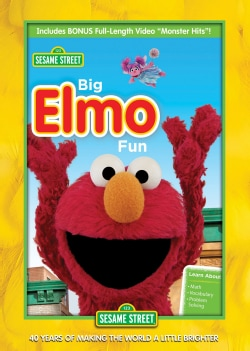 Big Elmo Fun! (DVD)