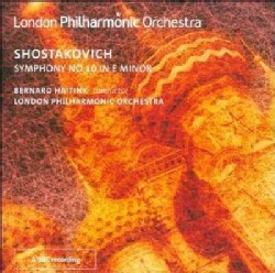 London Philharmonic Orchestra - Shostakovich: Symphony No 10 in E Minor