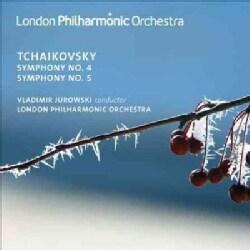 Pyotr Il'yich Tchaikovsky - Tchaikovsky: Symphonies Nos. 4 & 5