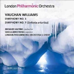 London Philharmonic Orchestra - Vaughan Williams: Symphony No. 5/Symphony No. 7