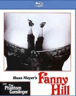 Fanny Hill/The Phantom Gunslinger (Blu-ray/DVD)
