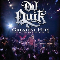 DJ Quik - Greatest Hits Live at the House of Blues (Parental Advisory)