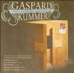 Gaspard Kummer - Kummer: Chamber Music for Flute, Guitar & Strings