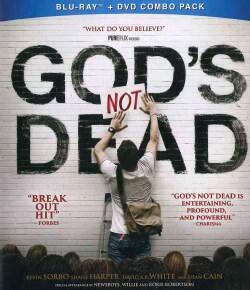 God's Not Dead (Blu-ray Disc)